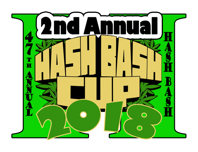 GET HASH BASH CUP 2018 TICKETS!